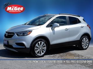 Used 2017 Buick Encore Preferred 1.4L, Clth Bkts, Ltr Wrap Whl, Rear Cam, 16