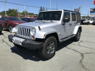 Used 2011 Jeep Wrangler SAHARA 4 PORTES 4X4 for sale in Sherbrooke, QC