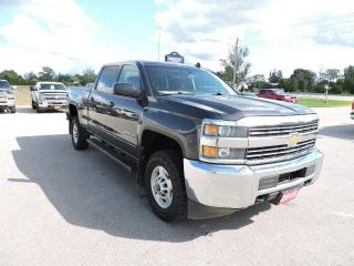 Used 2015 Chevrolet Silverado 2500 LT. 4X4. Seats 6. Only 115000 km's for sale in Gorrie, ON