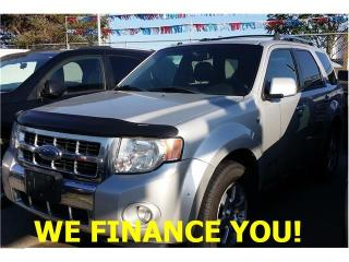 Used 2008 Ford Escape Limited for sale in Toronto, ON