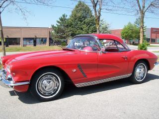 Used 1962 Chevrolet Corvette for sale in Guelph, ON