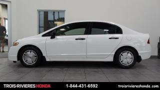 Used 2010 Honda Civic DX-G for sale in Trois-Rivières, QC