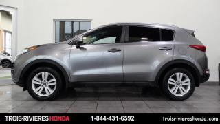 Used 2017 Kia Sportage LX-AWD-MAGS-BLUETOOTH for sale in Trois-Rivières, QC