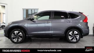 Used 2016 Honda CR-V Touring for sale in Trois-Rivières, QC