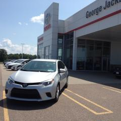 Used 2014 Toyota Corolla Enhanced Convenience Pkg for sale in Renfrew, ON