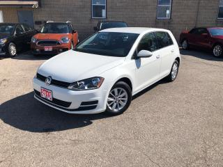 Used 2015 Volkswagen Golf TRENDLINE for sale in Kitchener, ON