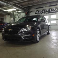 Used 2016 Chevrolet Cruze Berline 4 portes LT avec 1LT for sale in Québec, QC