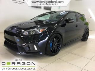 Used 2016 Ford Focus Rs Sport Camera for sale in Cowansville, QC