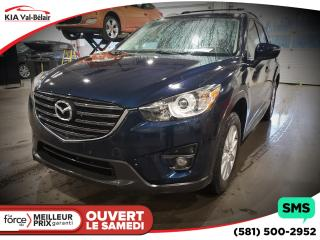 Used 2016 Mazda CX-5 Gs Toit A/c Cruise for sale in Québec, QC