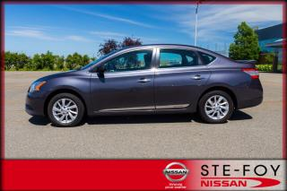 Used 2015 Nissan Sentra SV Plus * Automatique * Gps * Toit ouvra for sale in Ste-Foy, QC