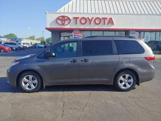 Used 2015 Toyota Sienna for sale in Cambridge, ON