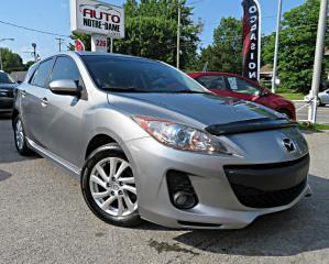 Used 2012 Mazda MAZDA3 GX, Hayon 4 portes Sport, Automatique, A for sale in Repentigny, QC