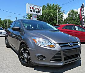 Used 2014 Ford Focus Berline S 4 portes A/C Bluetooth for sale in Repentigny, QC