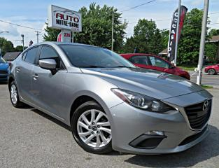 Used 2014 Mazda MAZDA3 GS SKY A/C CAM DE RECUL BLUETHOOT for sale in Repentigny, QC