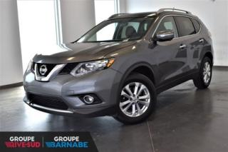 Used 2014 Nissan Rogue Sv Tech Awd Toit for sale in Brossard, QC