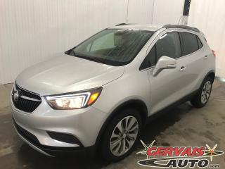 Used 2017 Buick Encore Preferred Mags Cuir/Tissus Caméra de recul **JAMAIS ACCIDENTE** for sale in Trois-Rivières, QC