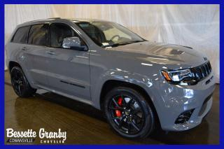 Used 2019 Jeep Grand Cherokee Srt +toit Pano for sale in Cowansville, QC