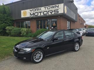 Used 2011 BMW 3 Series 323i/Premium/Nav/SunRoof/Leather for sale in North York, ON