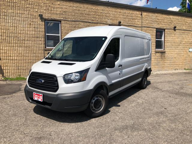 2018 Ford Transit Medium Roof