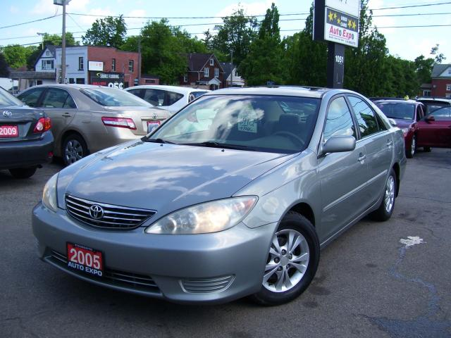 2005 Toyota Camry LE,AUTO,ICE COLD A/C,NO ACCIDENT,CERTIFIED,SUNROOF