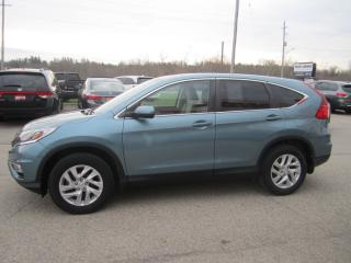 Used 2015 Honda CR-V EX for sale in Simcoe, ON