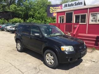 Used 2006 Ford Escape Limited for sale in Toronto, ON