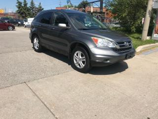 Used 2011 Honda CR-V EX.AWD,NO ACCIDENT,SAFETY+3YEARS WARRANTY INCLUDED for sale in Toronto, ON