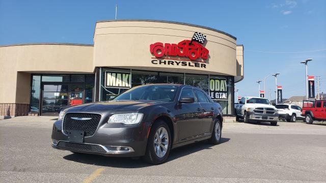 2018 Chrysler 300 300+LEATHER+PAN-ROOF+NAV+LOADED