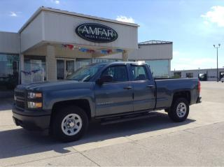 Used 2014 Chevrolet Silverado 1500 4x4 / 4DR / 5.3 L / NO PAYMENTS FOR 6 MONTHS !! for sale in Tilbury, ON