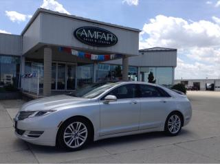 Used 2015 Lincoln MKZ AWD / NAV / NO PAYMENTS FOR 6 MONTHS !!! for sale in Tilbury, ON
