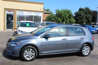 Used 2018 Volkswagen Golf COMFORTLINE for sale in Brampton, ON