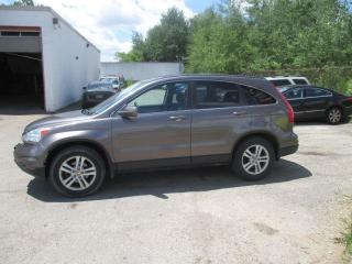 Used 2010 Honda CR-V EX AWD MOONROF for sale in Waterloo, ON