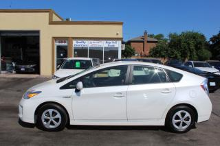Used 2014 Toyota Prius for sale in Brampton, ON