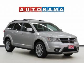 Used 2013 Dodge Journey Crew 7-Passenger Heated Seats for sale in Toronto, ON