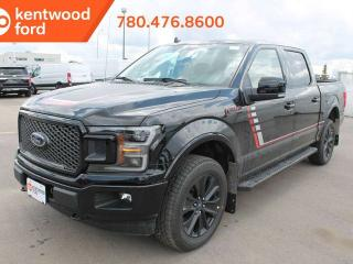 New 2019 Ford F-150 LARIAT 502A 3.5L V6 Ecoboost 4X4 Supercrew, Auto Start/Stop, Pre-Collision Assist, Remote Keyless Entry, Remote Vehicle Start, Reverse Camera System for sale in Edmonton, AB