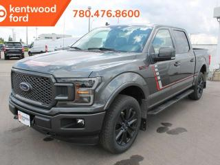 Used 2019 Ford F-150 LARIAT 502A 3.5L V6 Ecoboost 4X4 Supercrew, Auto Start/Stop, Pre-Collision Assist, Remote Keyless Entry, Remote Vehicle Start, Reverse Camera System for sale in Edmonton, AB