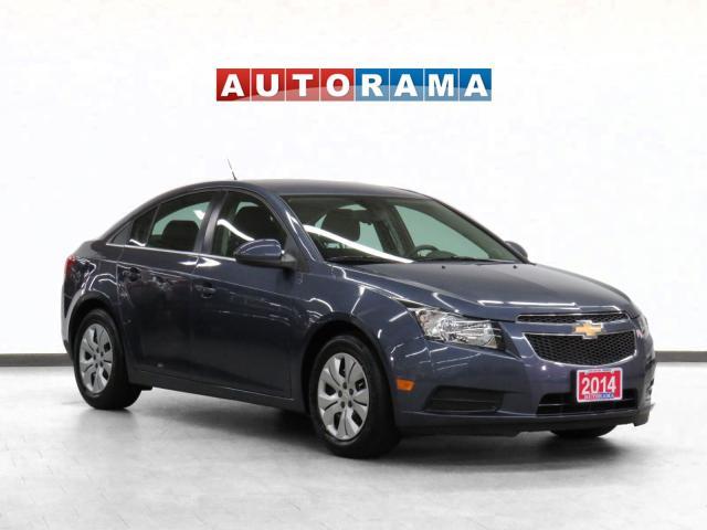 2014 Chevrolet Cruze Lt Bluetooth