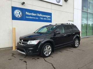 Used 2012 Dodge Journey R/T AWD V6 / LEATHER HEATED SEATS for sale in Edmonton, AB
