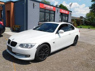 Used 2011 BMW 3 Series 328i xDrive|AWD|BLUETOOTH|LEATHER|SUNROOF for sale in St. Thomas, ON