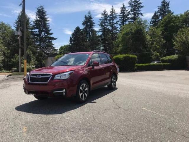 2017 Subaru Forester i Touring