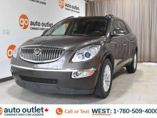 Used 2011 Buick Enclave CXL1, awd, 7 passenger seating, heated front seats, front & rear sunroof, backup camera for sale in Edmonton, AB