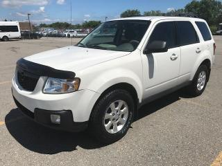 Used 2011 Mazda Tribute GX for sale in Mississauga, ON