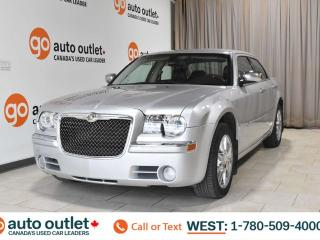 Used 2010 Chrysler 300 300C, Awd, Leather seats, Heated front & rear seats, Distance sensors, Bluetooth for sale in Edmonton, AB