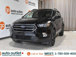 Used 2017 Ford Escape LEATHER/NAVIGATION for sale in Edmonton, AB