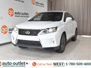 Used 2015 Lexus RX 350 F sport, 3.5L V6, awd, heated/cooled front seats, navigation, backup camera, sunroof for sale in Edmonton, AB