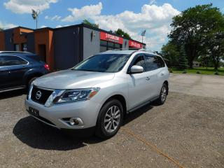 Used 2013 Nissan Pathfinder SV|4WD|7 PASSENGER|ACCIDENT FREE for sale in St. Thomas, ON
