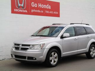 Used 2010 Dodge Journey SXT - FINANCING AVAILABLE for sale in Edmonton, AB