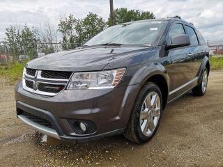 Used 2019 Dodge Journey GT for sale in Edmonton, AB