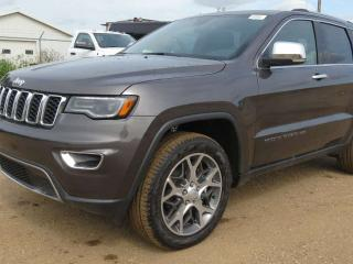 New 2019 Jeep Grand Cherokee Limited for sale in Edmonton, AB
