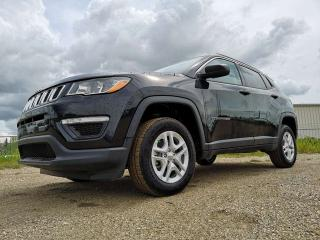 New 2019 Jeep Compass Sport for sale in Edmonton, AB